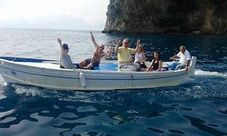 26' Tour Boat In Castellabate