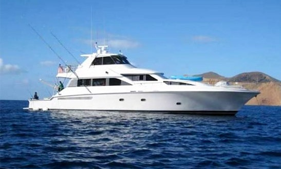 Motor Yacht Rental In Long Beach