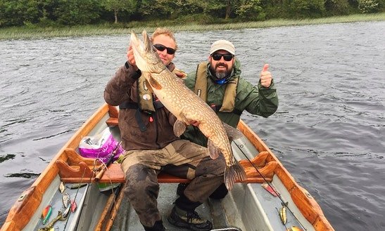 Guided Fishing Services In Sligo - Donegal & Fermanagh