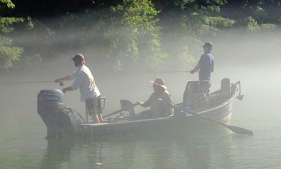 Guided Fishing Trips In Roswell