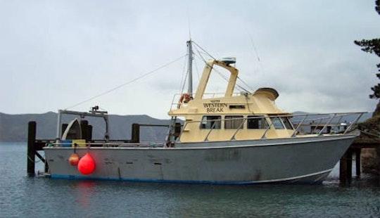 45' Head Boat