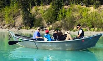 16' Bass Boat Rental in Kenai, Alaska