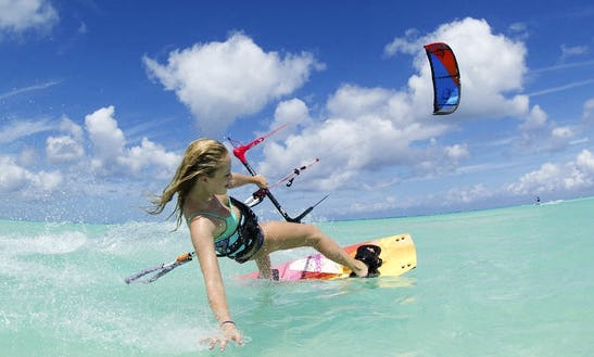 Kitesurfing Rental & Lessons In Yorkeys Knob, Australia