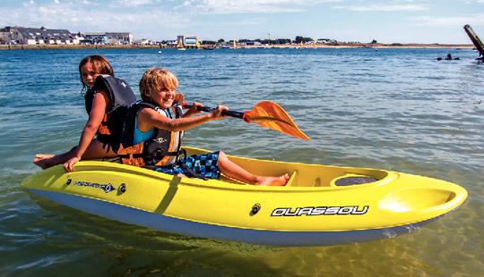 Single Kayak Rental In Larnaka, Cyprus