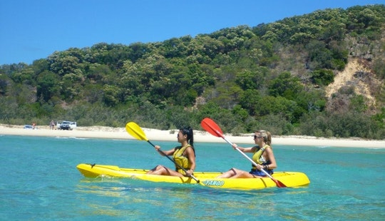Kayak Rental & Tours In Rainbow Beach, Australia