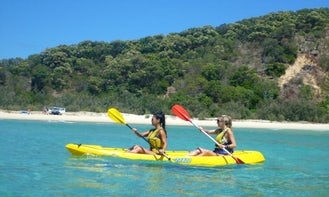 Kayak Rental & Tours in Rainbow Beach, Australia