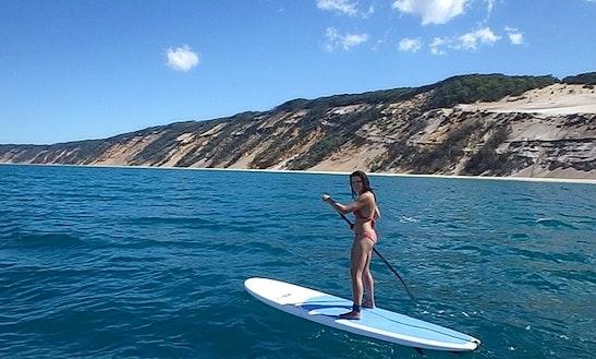 Paddleboard Rental In Rainbow Beach, Australia