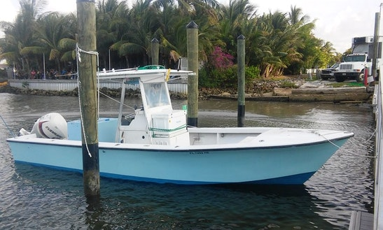 Fishing Boat Charter In Palm Beach Gardens, Florida