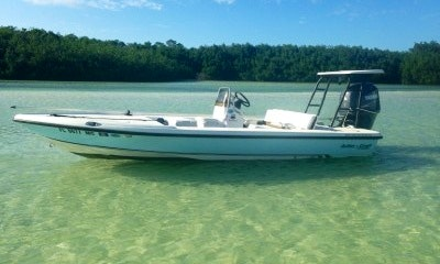 Florida Keys Offshore Fishing Charter On 27' Conch Boat ...