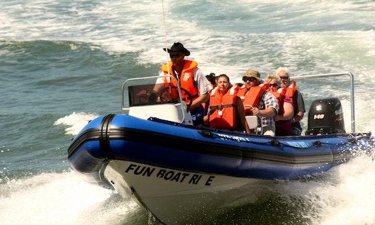 Fun Boat Rides In Shelly Beach