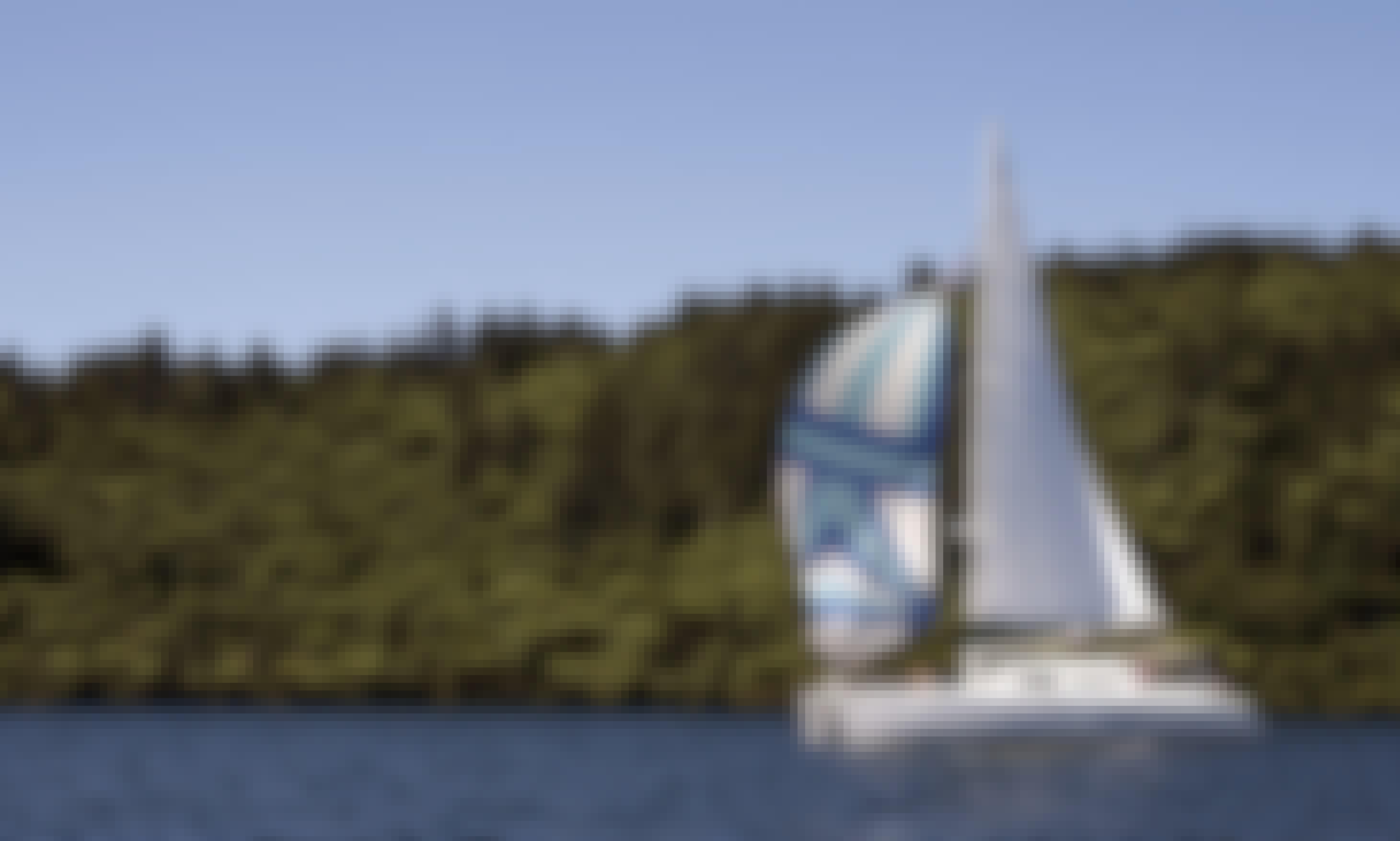 Cruising Catamaran Tiua