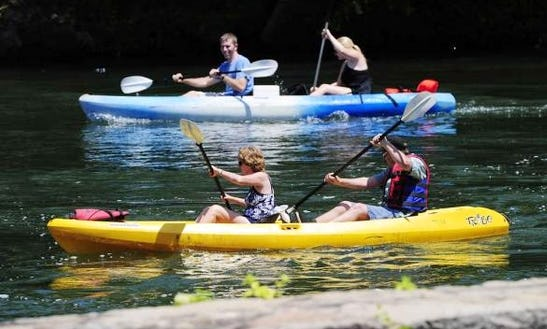 Tandem Kayak Rental In Evans