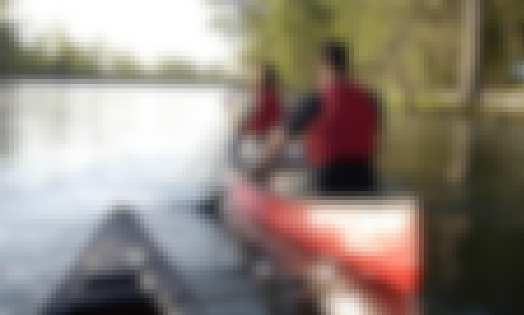 Canoe Rental In Evans