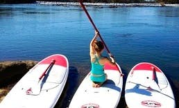 Stand Up Paddleboard Rental In Evans