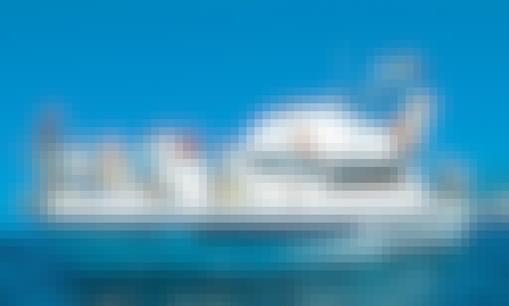 Sport Fishing Charter for 22 People in Costa Adeje, Spain