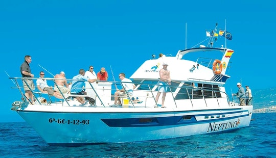 Fishing Trips Charter In Costa Adeje