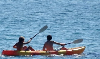Hire Tandem Kayak in Vila Praia de Ancora, Portugal