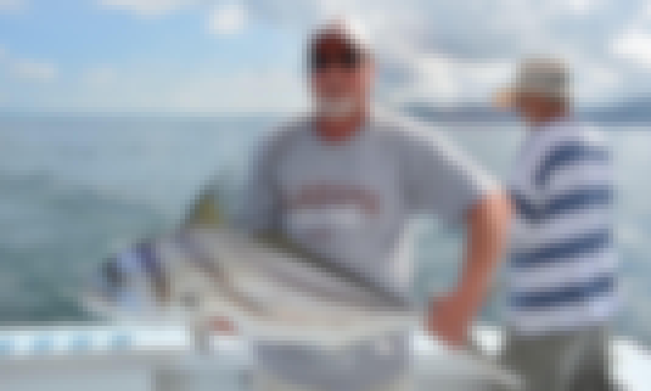 32' Blackwatch Sport Fishing Charter In Quepos