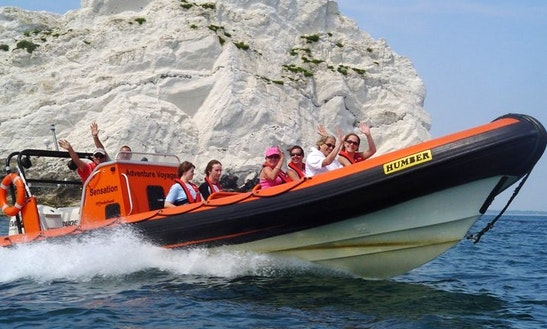 Speedboat Cruises In Christchurch