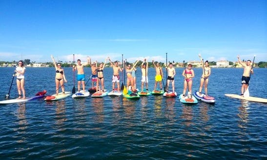 Stand  Up Paddleboard Rental & Tours In Merritt Island