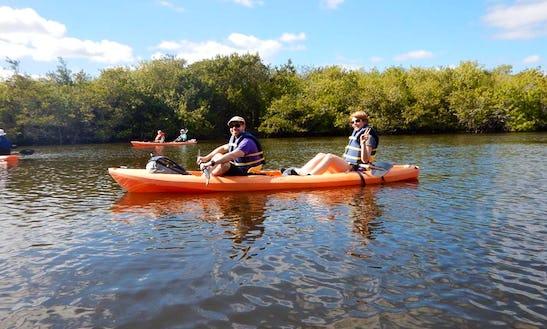 Double Ocean Kayak Rental And Tours In Merritt Island, Florida