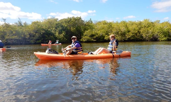 Double Ocean Kayak Rental & Tours In Merritt Island