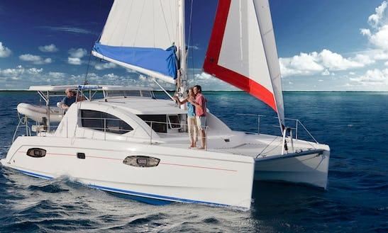 38' Cruising Catamaran Charter In Malé, Maldives