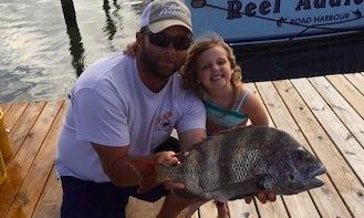 24' Blazer Bay Fishing Boat In Pensacola