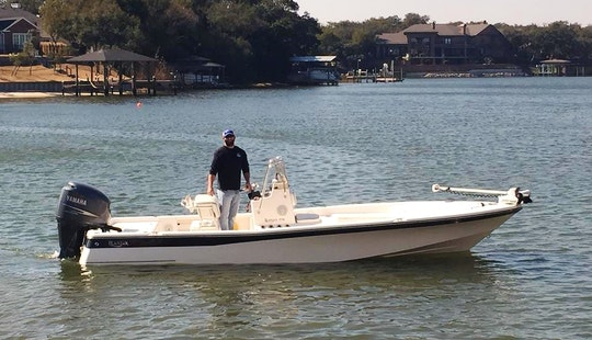 23' Fishing Boat In Pensacola