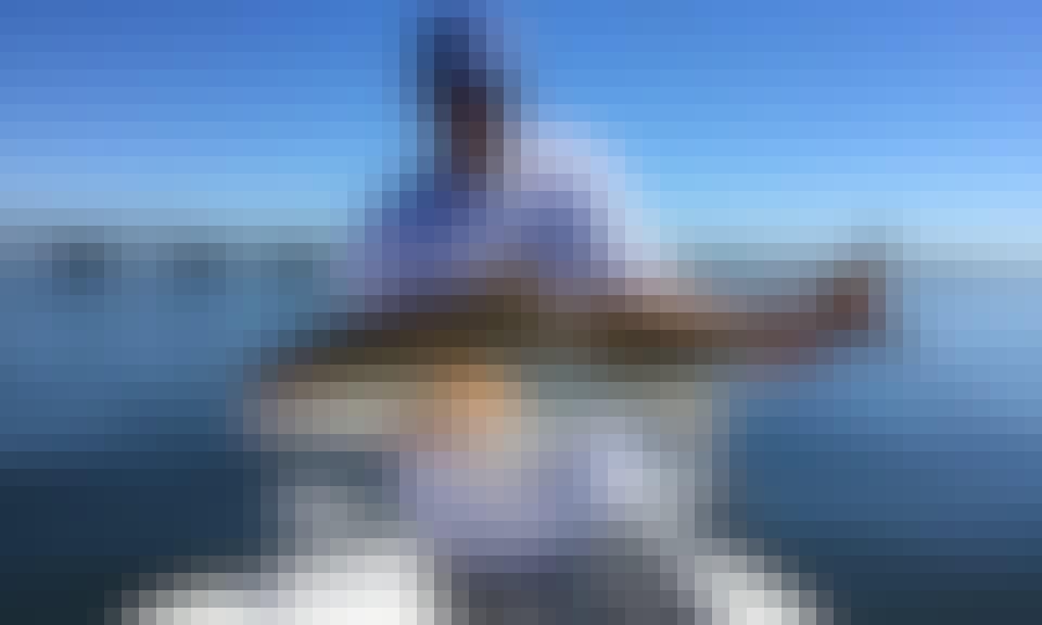 24' Fishing Boat In Pensacola