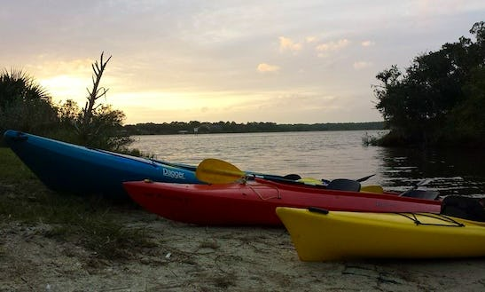 Kayak Rental In Ormond Beach