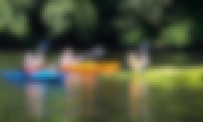 New Wave Marvel-120 Single Kayak Rental in Grimesland