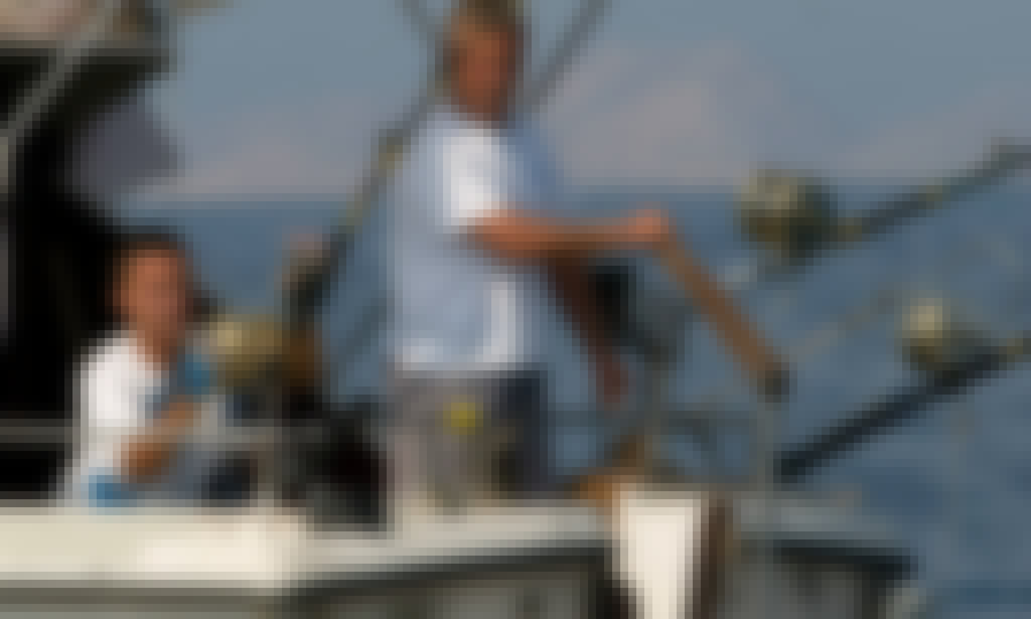 Boat Fishing Charter 'Graal Jezera'  in Jezera