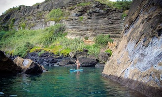 Stand Up Paddleboard Eco Tours in Açores, Portugal