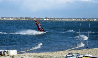 Windsurfing Rental and Courses in Aveiro