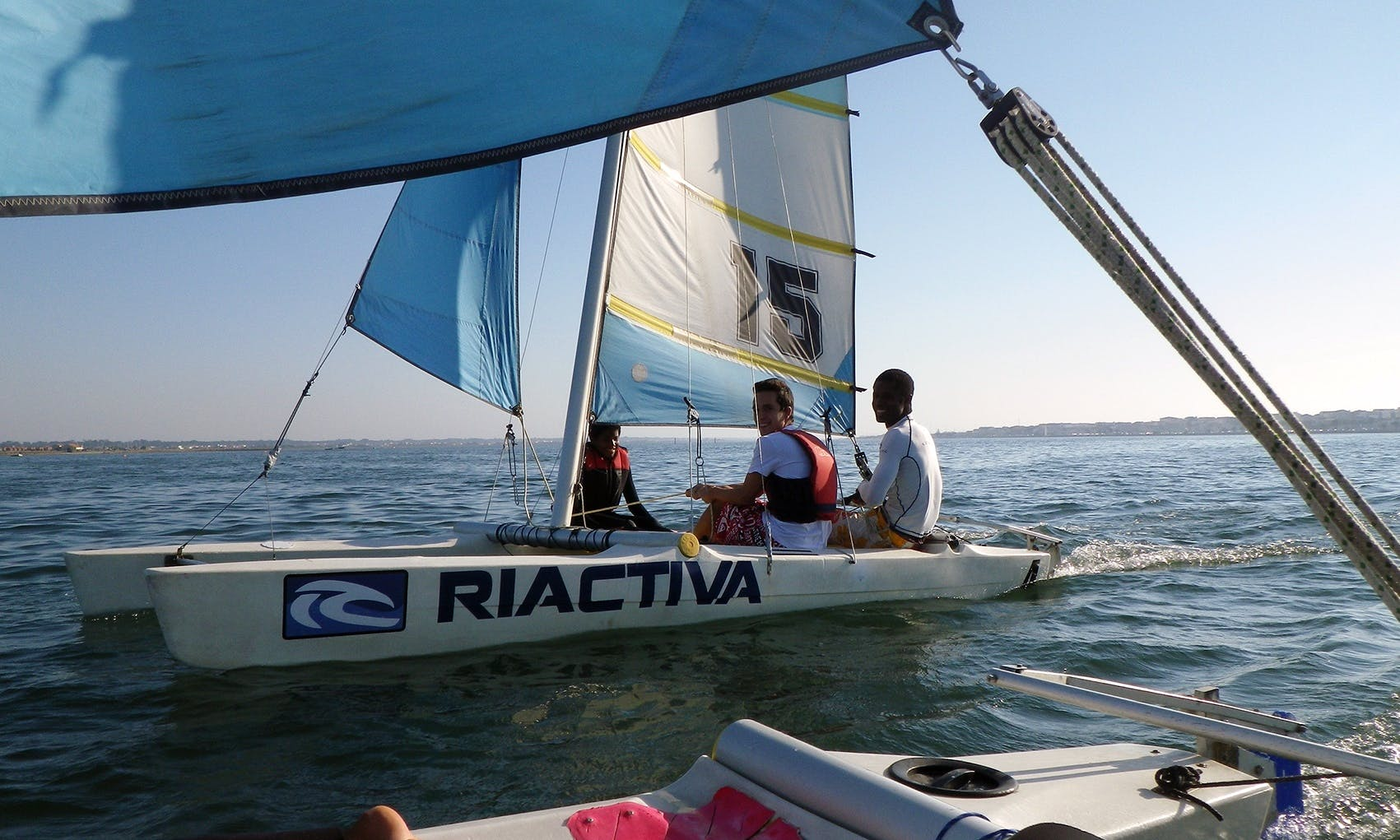 Beach Catamaran Rental and Courses in Aveiro