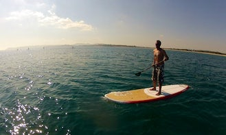 SUP Rental, Courses and Tours in Fuseta