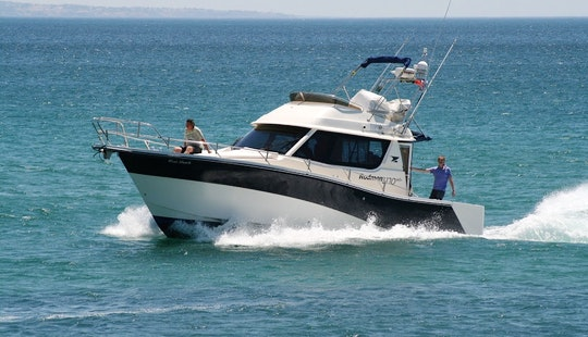 Game Fishing Charter Aboard Rodman 1170 Yacht In Lagos, Portugal