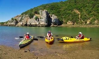 Kayaking Guided Tours in Alvor