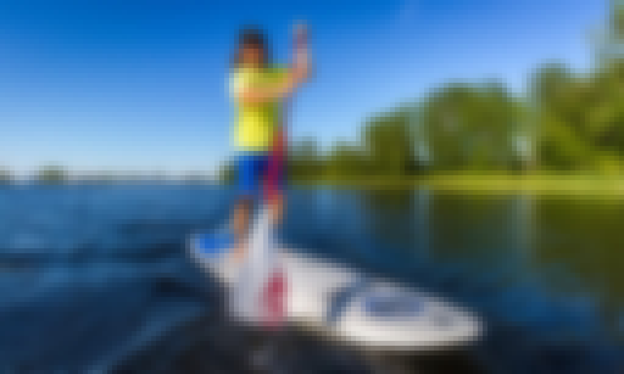Stand Up Paddleboard Rental in Escanaba