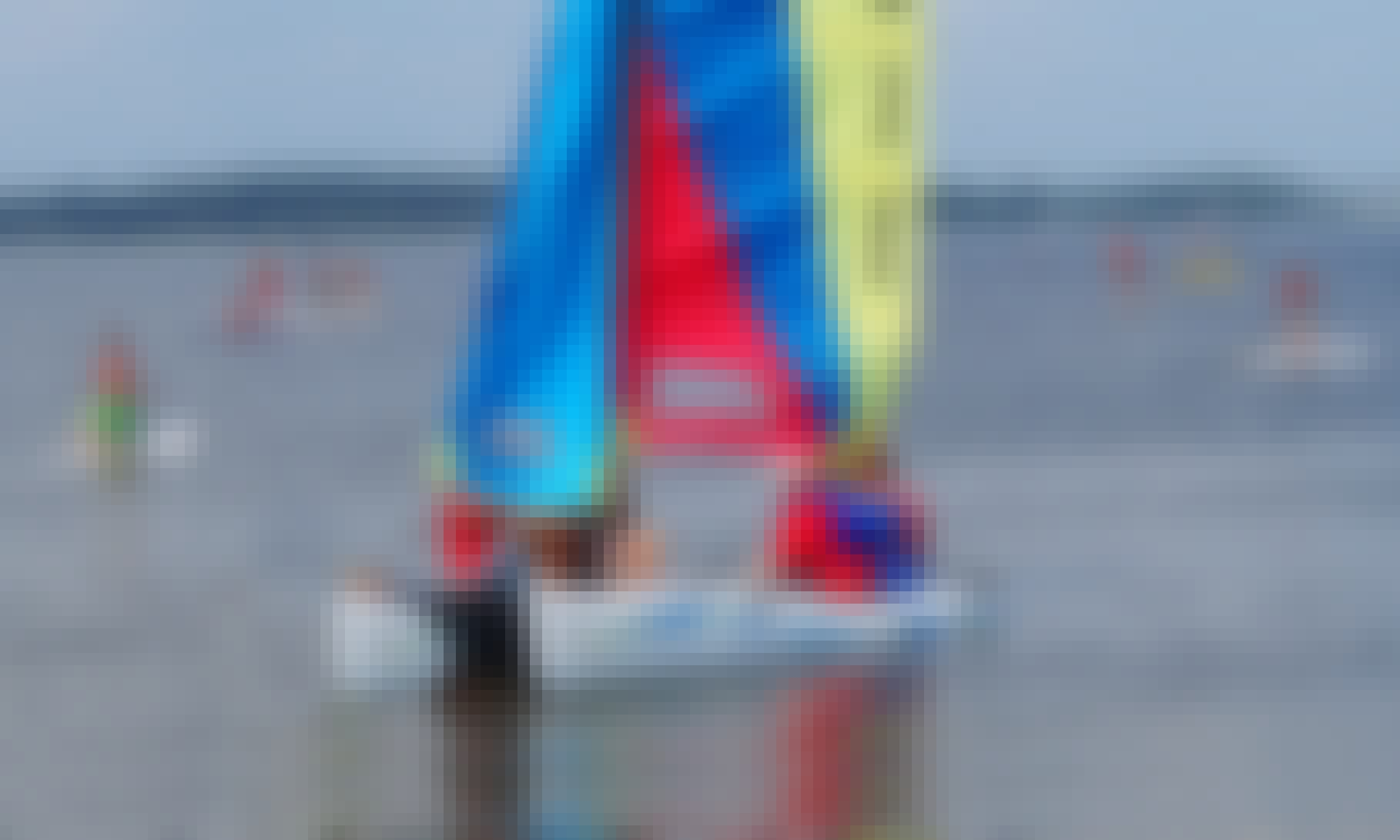 Hobie Beach Catamaran Rental in Captiva Island