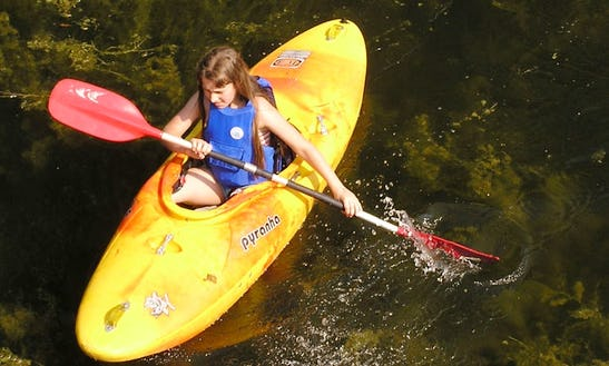 Kayak Rental In Merritt Island