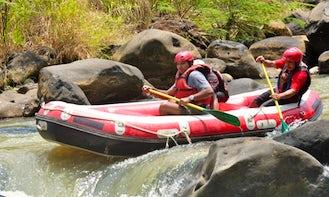 Rafting in Kecamatan Setiabudi