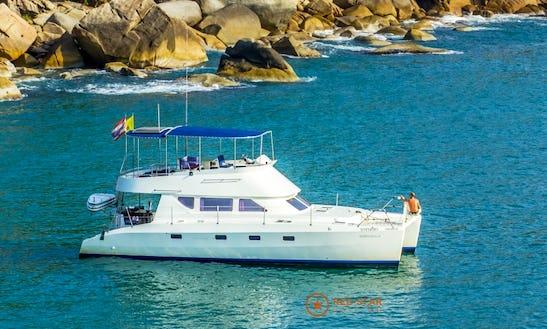 Power Catamaran Rental In Tambon Ko Pha-ngan
