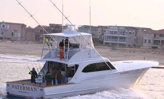 57' Fishing Charter In Virginia Beach