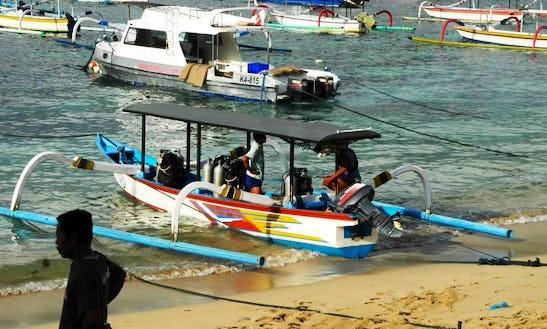 Diving Boat Rental In Jagakarsa