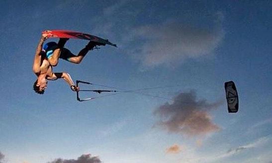 Kiteboarding Rental & Lessons In Miami Beach, Florida