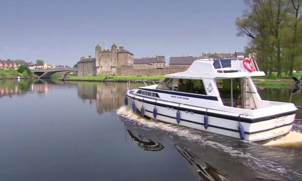 Noble Chancellor 4/6 berth cruiser Fermanagh