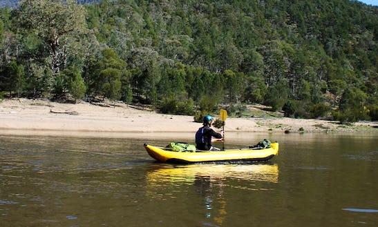 Kayaking In Murrumbidgee
