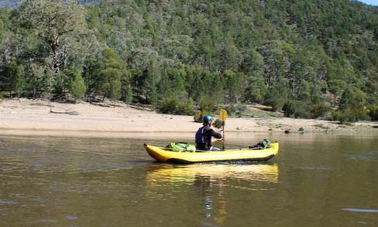 Kayaking In Murrumbidgee